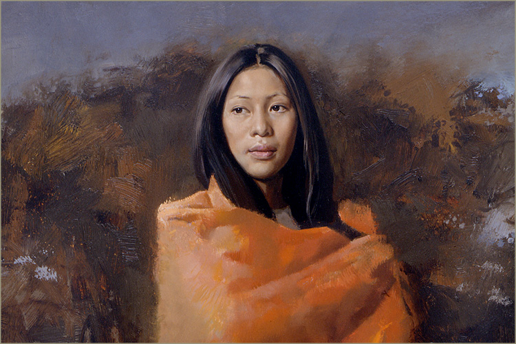 William Whitaker -American Figurative painter #artpeople