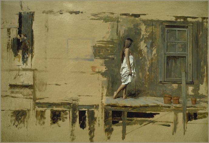 Jon Smith Oil Paintings Value
